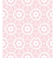 Pink pattern vector image