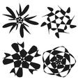 pentagon 13 vector image