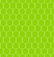 seamless soccer goal vector image