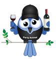 PARTY ANIMAL vector image
