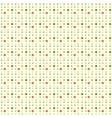 Seamless retro dot pattern vector image