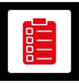 Test task icon vector image