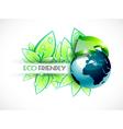 Ecology Background vector image