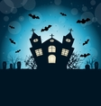 Halloween Abstract Background vector image