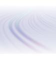 Wave blue background vector image