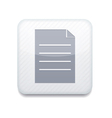 Version Page icon Eps 10 Easy to edit vector image