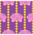 Seamless-Pig-and-Money-pattern- vector image