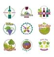 Great Exclusive World Wine vector image