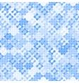 Abstract Seamless Meta Ball Pattern vector image