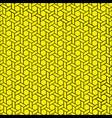 geometric pattern line art vector image