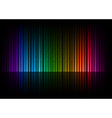 abstract rainbow vector image vector image