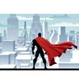 Superhero Watch vector image