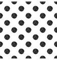 little planet pattern vector image