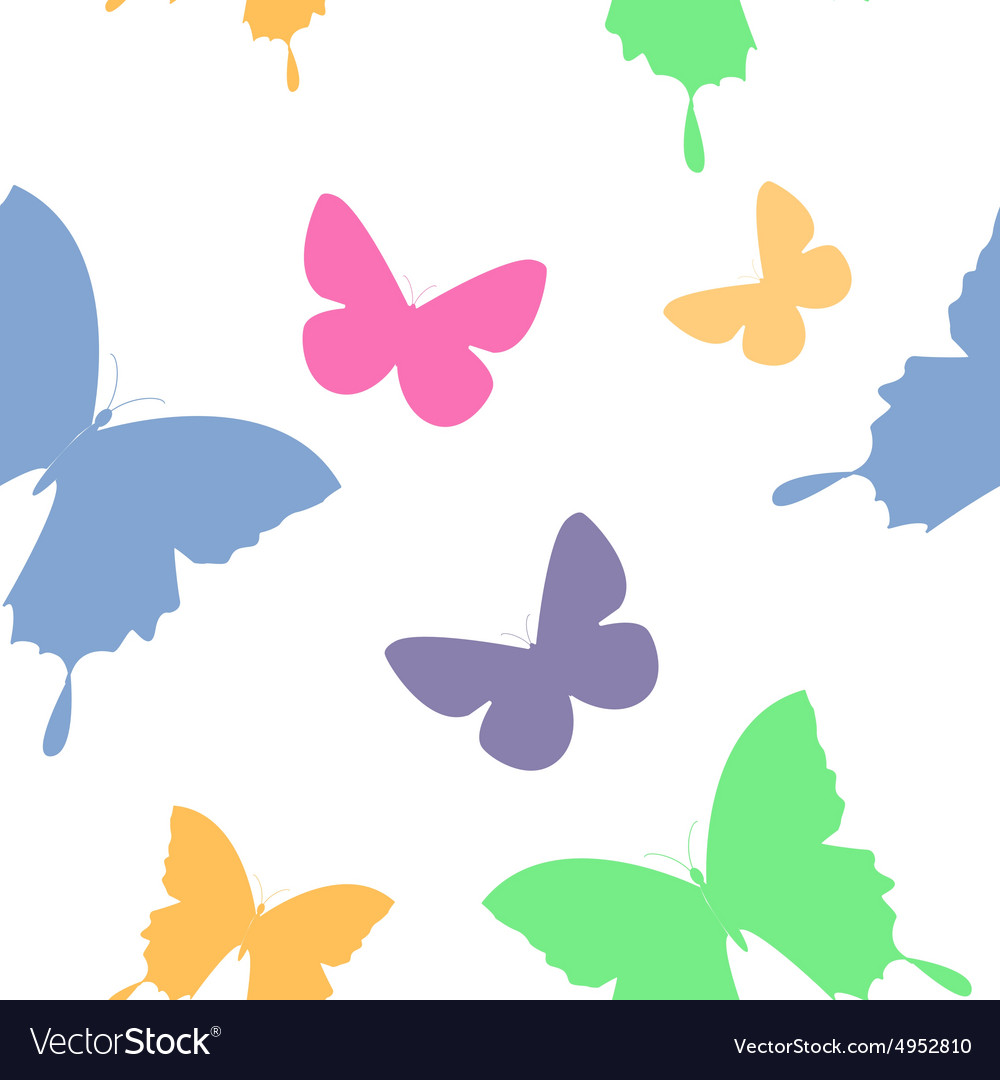 Butterfly second vector