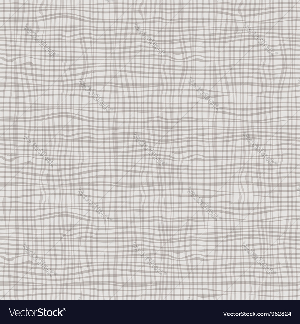 Fabric background for your design vector