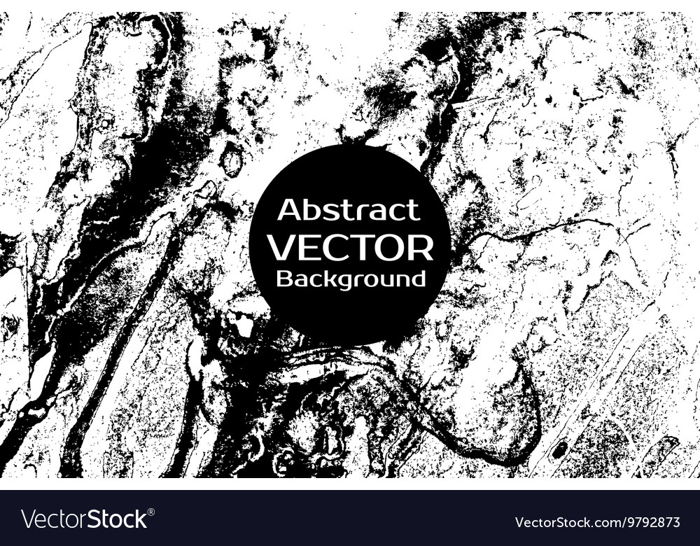 Abstract painted marble vector
