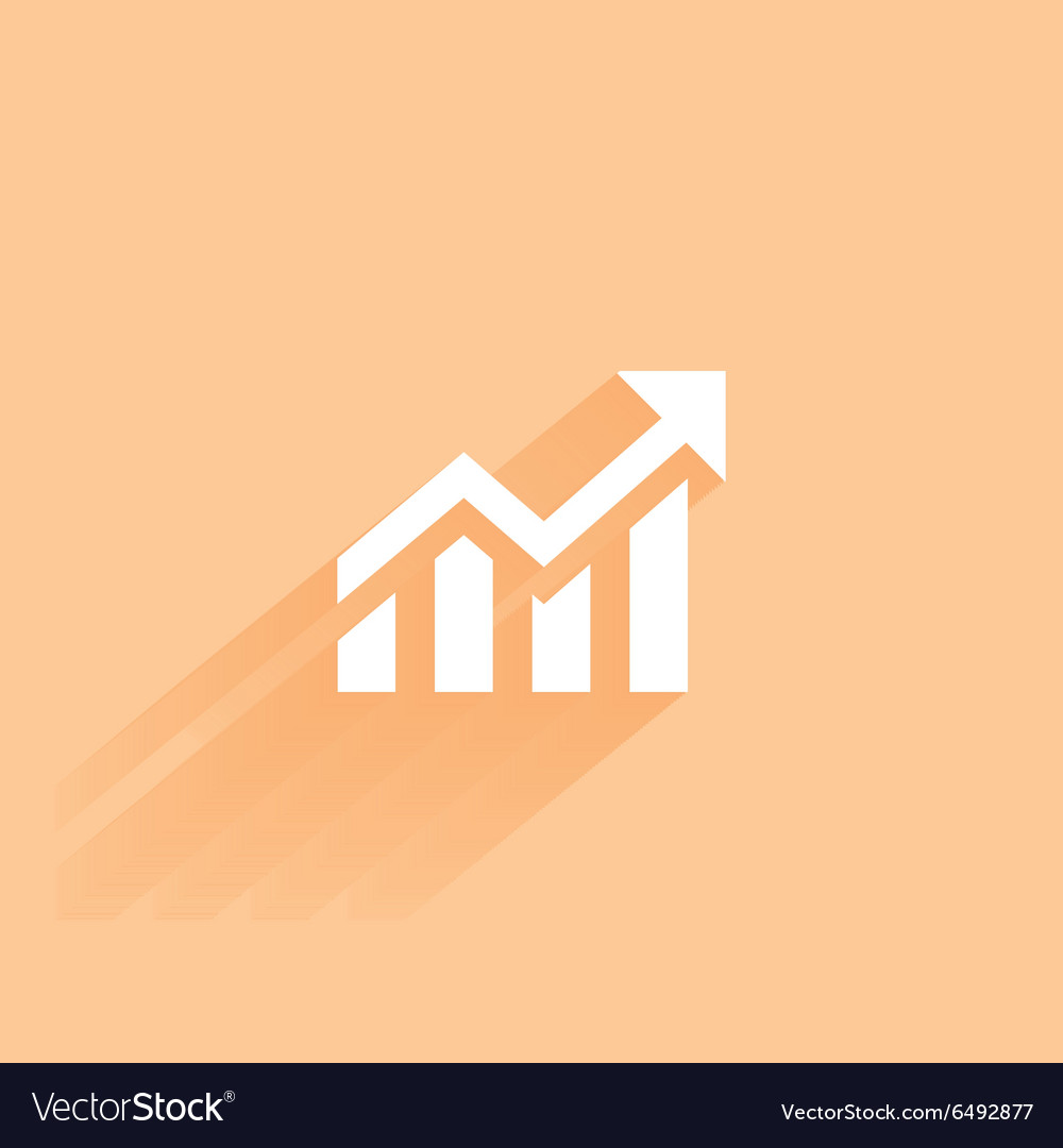 Abstract money icon vector