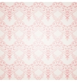 pink Victorian style vector image