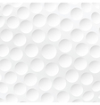 golf texture vector image