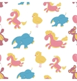 seamless kids background vector image