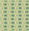 flock of fish mosaic seamless pattern vector image