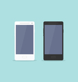 Smartphone Flat Design vector image