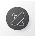 sputnik icon symbol premium quality isolated vector image vector image