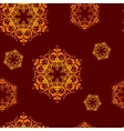 Oriental Ornament Background vector image