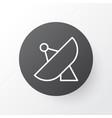 sputnik icon symbol premium quality isolated vector image