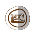 symbol radio technology icon vector image