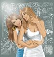 homosexual vector image vector image