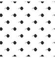 stingray fish pattern vector image