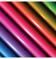 Rainbow Pipes vector image vector image