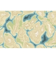 seamless map pattern vector image