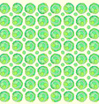 Background of cabbage vector image