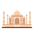 republic of india design vector image