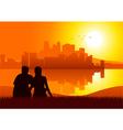 Romantic Moment vector image
