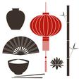 Asia China vector image