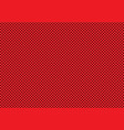 red weave texture background pattern vector image