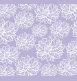 lotus pattern background vector image