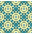 Seamless pattern tiled gift wrap vector image