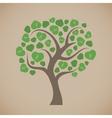 Simple tree vector image