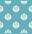 money smile icon simple vector image