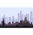 Morning City vector image