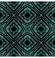 Luxury background with shiny turquoise glitters vector image