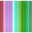 Colorful background with crayons EPS 10 vector image vector image