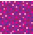 Abstract block texture purple Pixel vector image