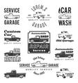 service garage1 vector image