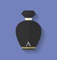 Perfume icon Flat style vector image