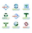 Design Elements for logo vector image